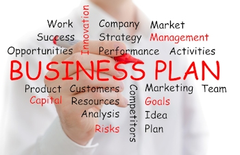 We do business plans